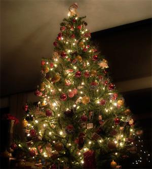 El arbol de navidad cometa magico - Como poner el arbol de navidad ...