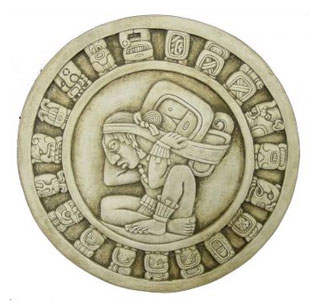 Calendario Solar Maya.Calendario Maya Haab