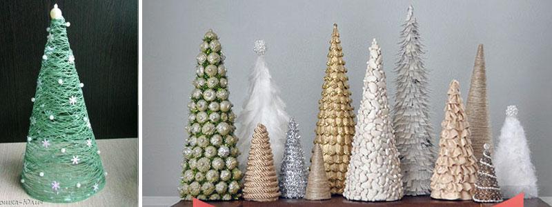 Arbol De Navidad Original Diy - Hacer-arboles-de-navidad