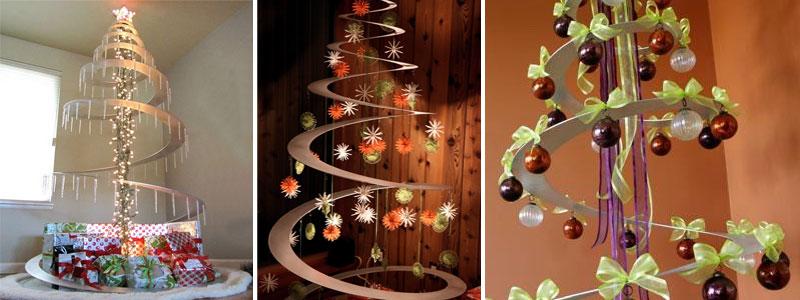 Arboles navidad carton trendy decoracion arbol de navidad - Como hacer un arbol de navidad de carton ...