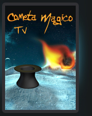 COMETA MAGICO TV