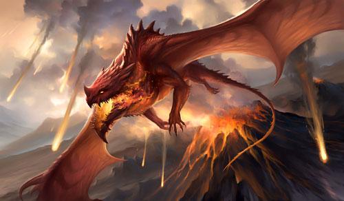 galerias de dragones: